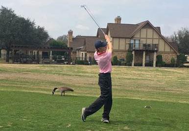 Titan Golfer Going to State!