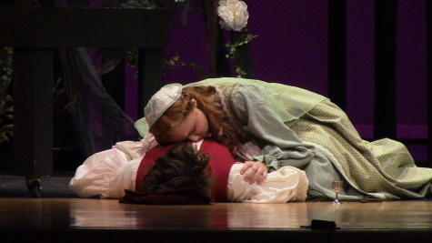 "Theater Department Presents ""Romeo & Juliet"""