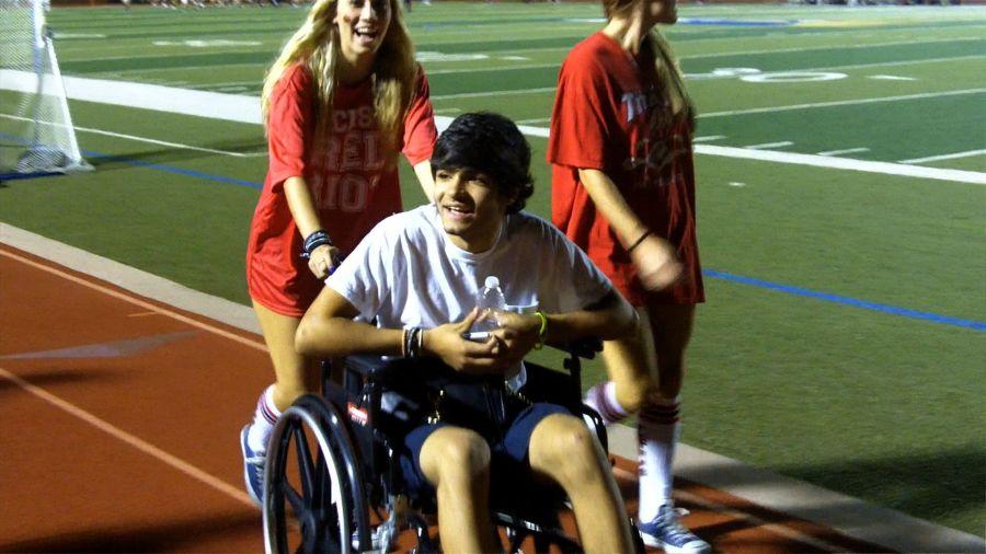 Simon+Wheelchair