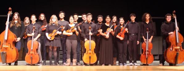 Centennial's Orchestra