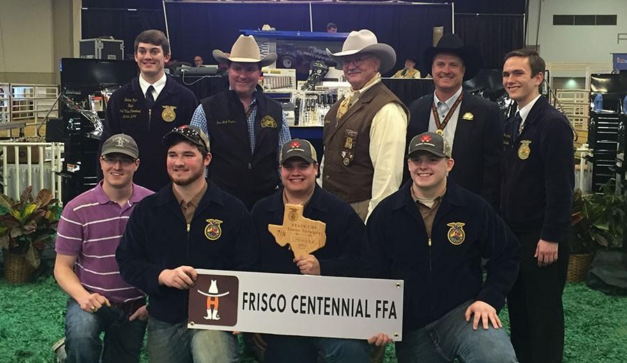 FFA Tractor Technician team takes on State Contest