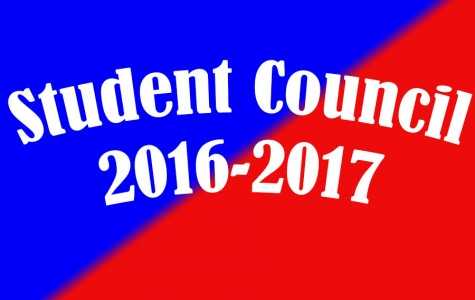 2016-2017 Student Council Representatives