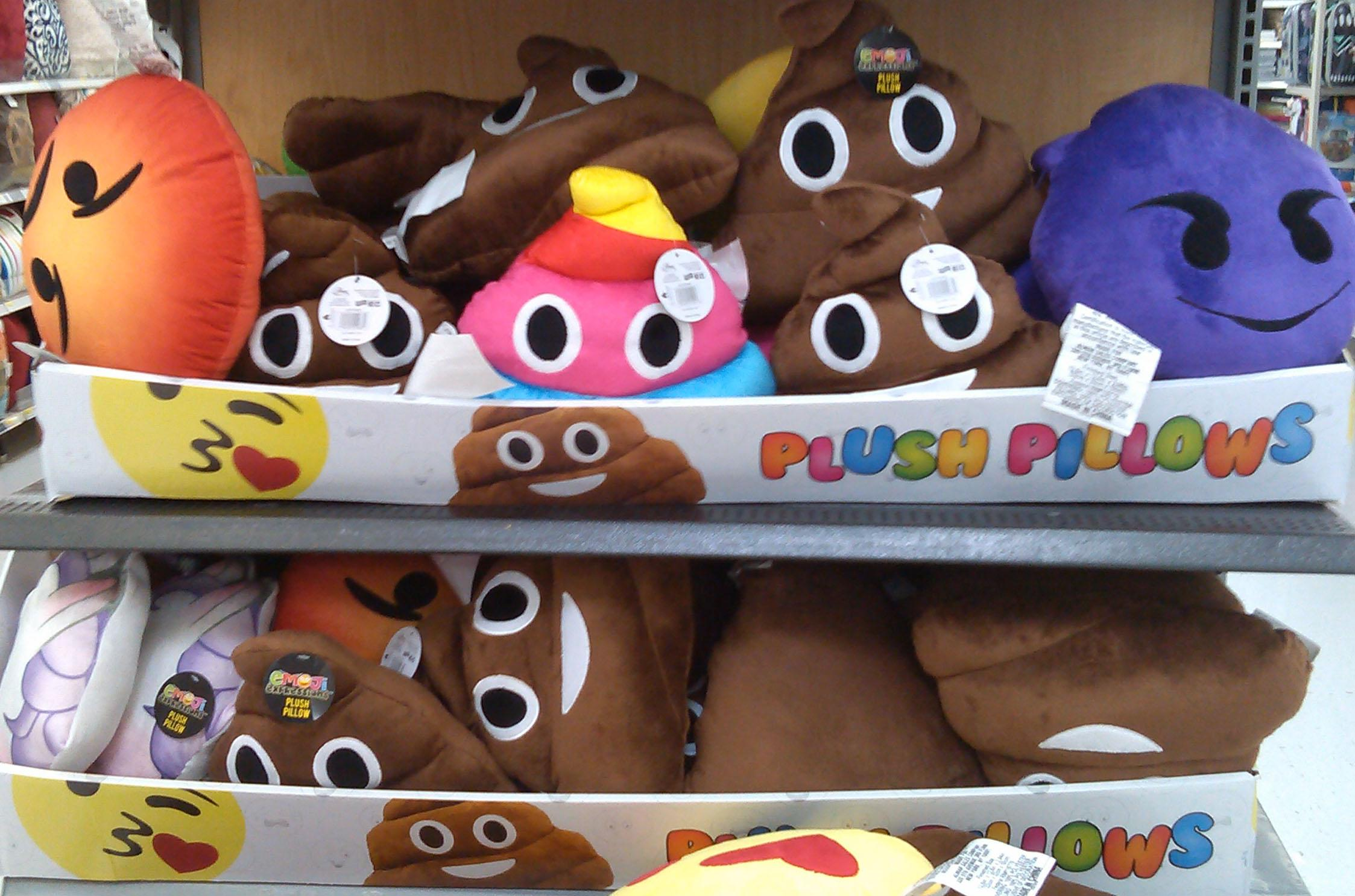 More emojis (Photo By: Laura Nicolescu)