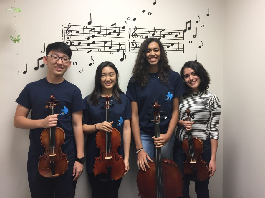 All-State Orchestra Participants