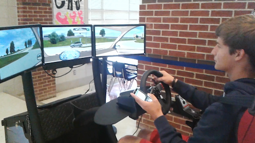 Impaired Driving Simulator At Cen10