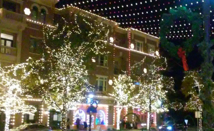 Christmas+in+the+Square+in+Frisco%2C+TX.+