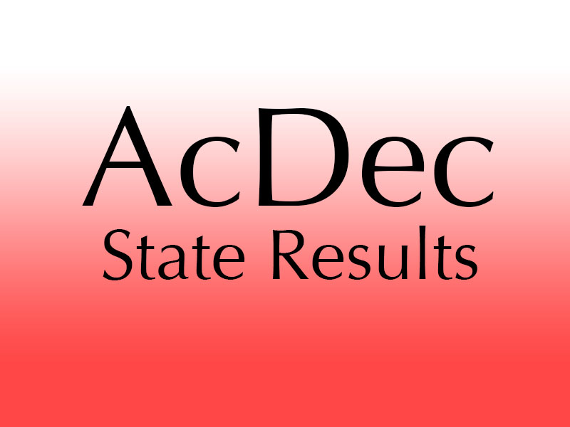 AcDec State Results
