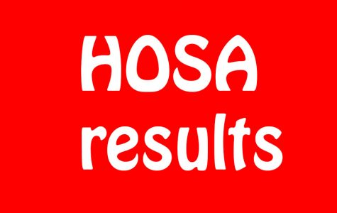 HOSA Area Results