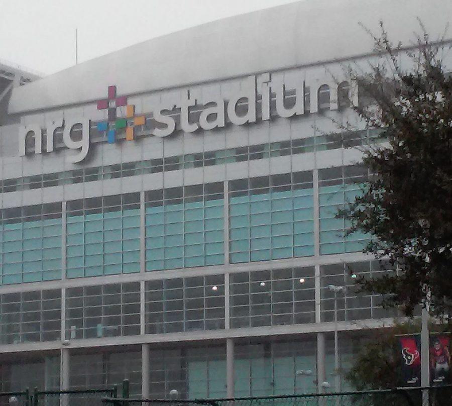Houston%27s+NRG+stadium%2C+where+Super+Bowl+LI+was+held.+