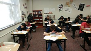 Students prepare for UIL Competition