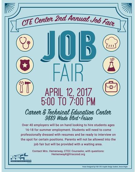 CTE Job Fair