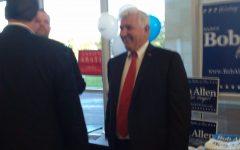 Mayoral candidate Bob Allen.
