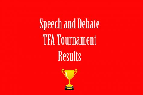Speech and Debate State Tournament