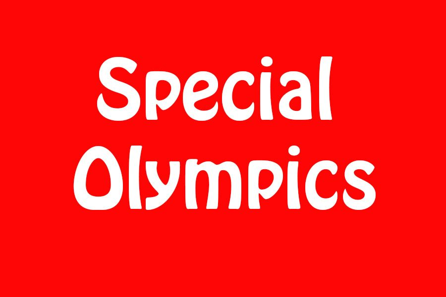 Special Olympics Results