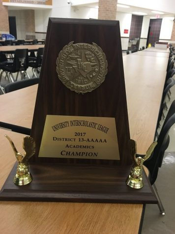 District UIL Results