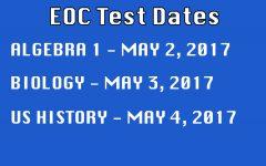Last Minute EOC Reminders