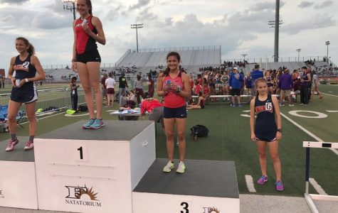 Track Stars advance to Area
