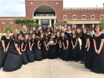 Titan Choir Conquers UIL Concert