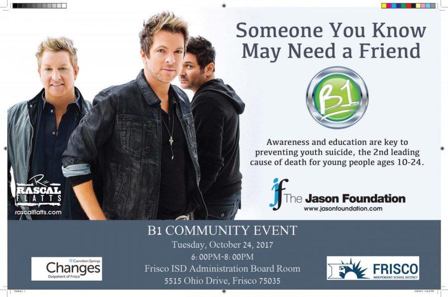 B1 Community Event