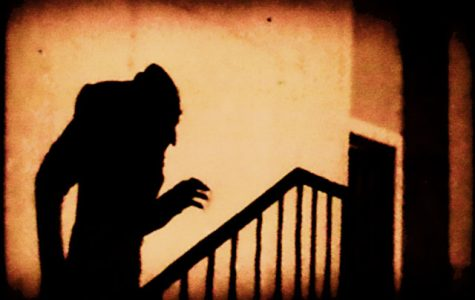The creepy Count Orlock, the titular monster from Nosferatu(1922)