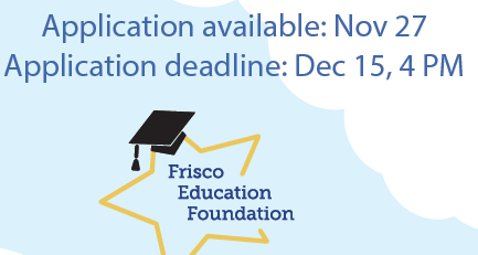 Frisco Education Foundation Scholarship