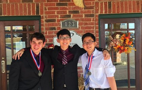 Speech and Debate Headed to UIL State