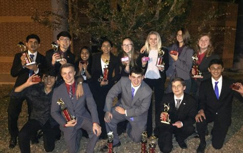 Speech & Debate Tournament Results