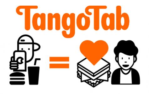TangoTab: Good meals, Good Deeds