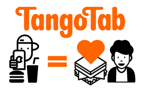 TangoTab: Good meals, Good Deeds