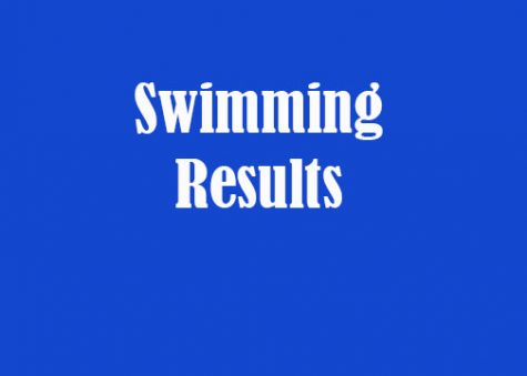 Swimming and Diving Results