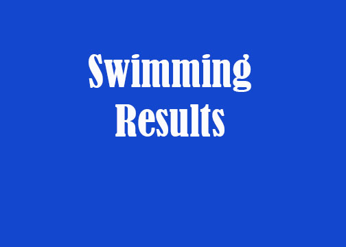 Swimming Results