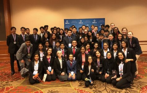 DECA State Results