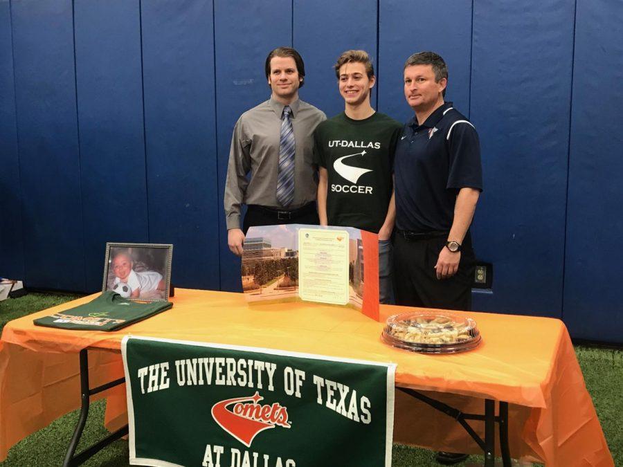 Oliver Hamby- University of Texas At Dallas