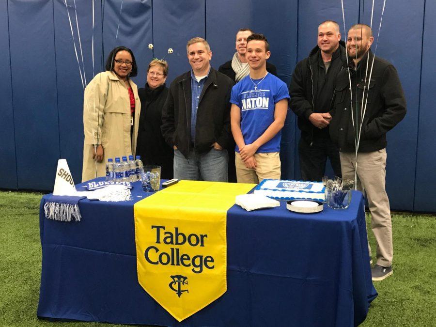 Will Boney - Tabor College