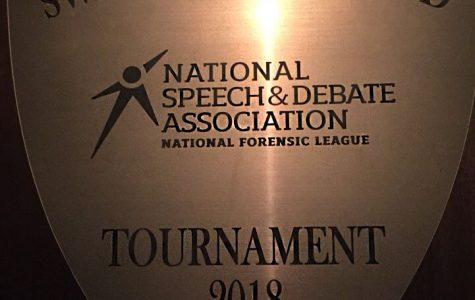 Speech, Debate, & Interp Results
