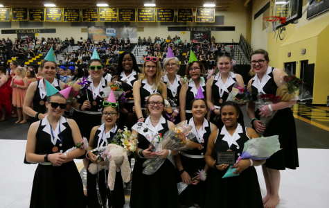 JV Winterguard Results