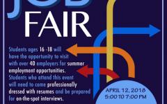 CTE Center 3rd Annual Student Job Fair