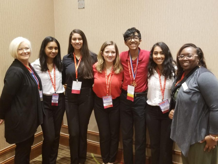 FCCLA State Competition Results
