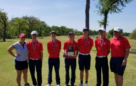 Golf District Results