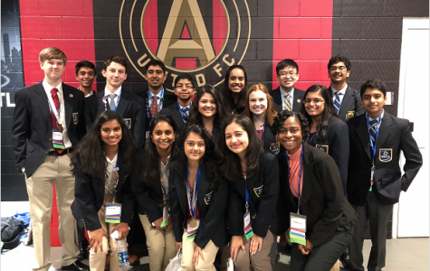 International DECA Competition Results