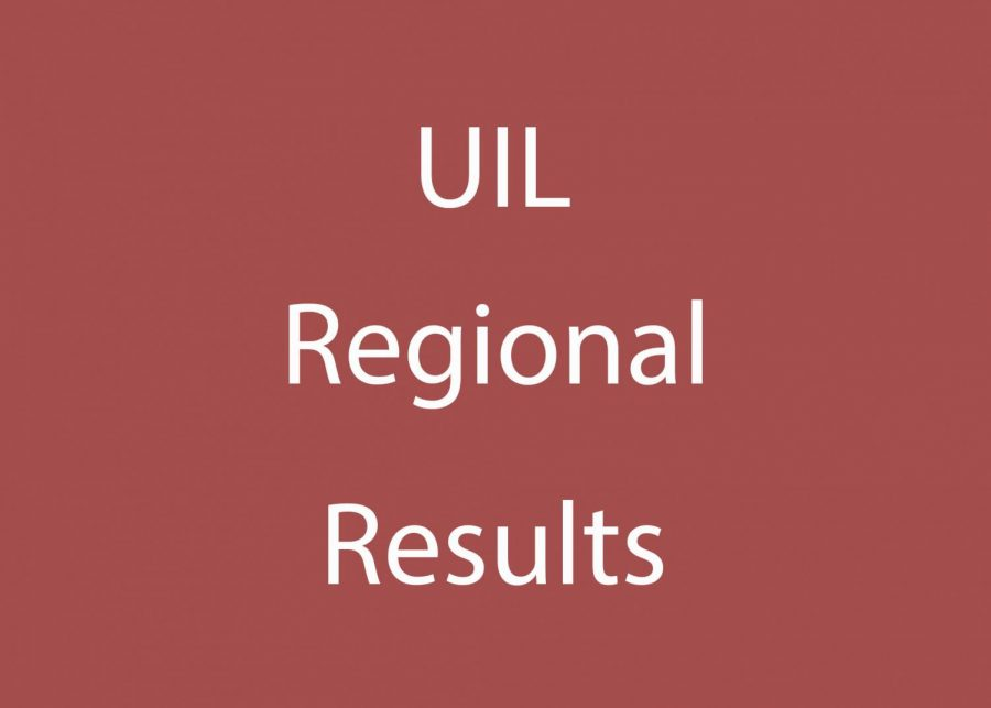 Speech+And+Debate+UIL+Regional+Results