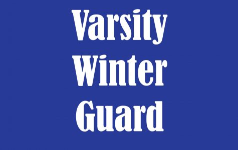 Varsity Winter Guard
