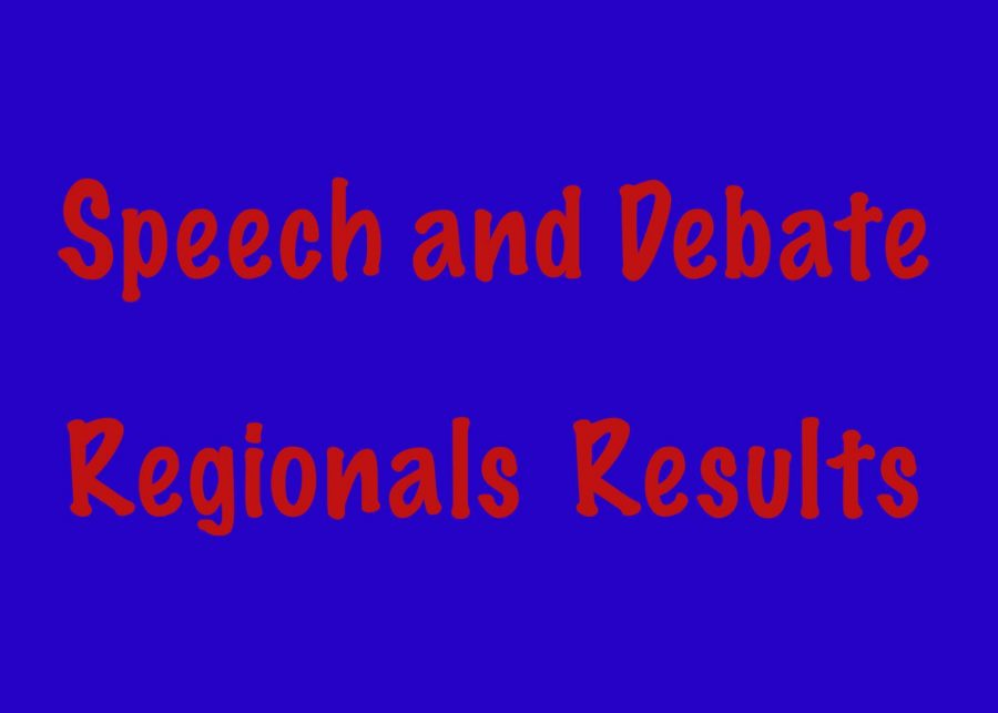 Speech and Debate heads to State
