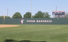 The Titan baseball field.