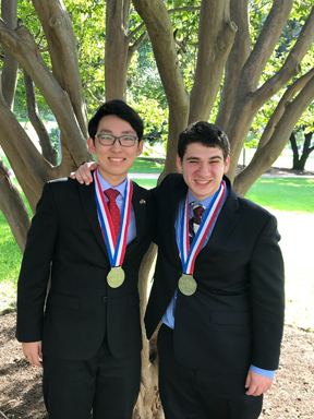 Speech & Debate Students Place at State