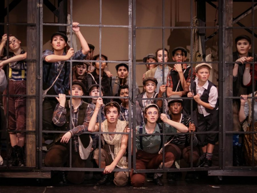 Newsies: The Musical