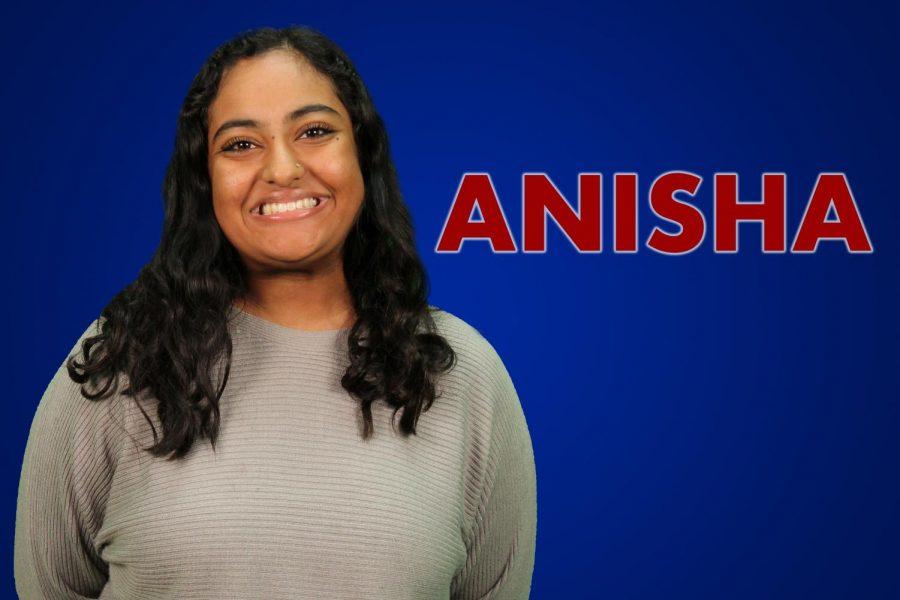 Anisha Zaman