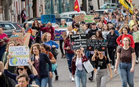 Worldwide Youth Strikes Raise Awareness About Climate Change