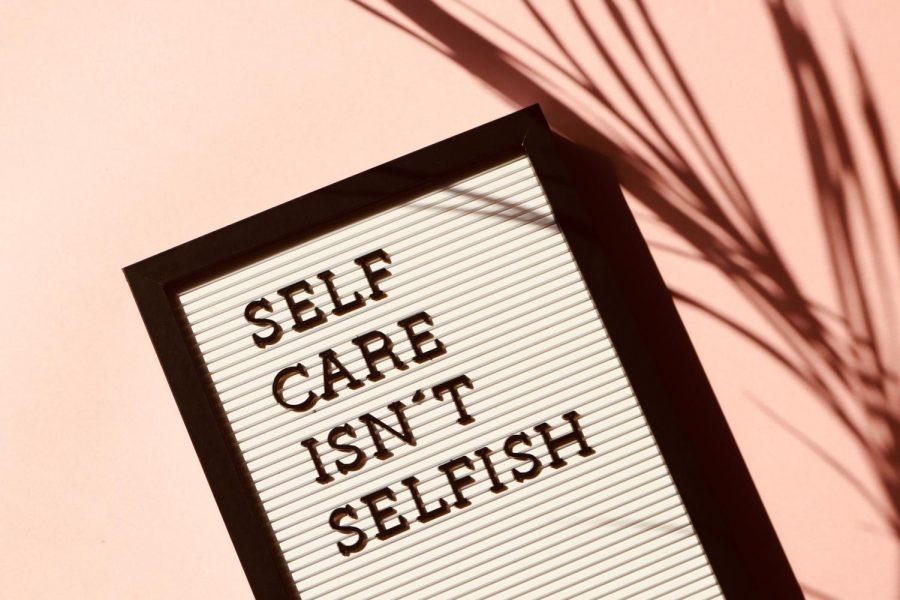 Self Care Sign, Source: Madison Inouye (pexels.com)