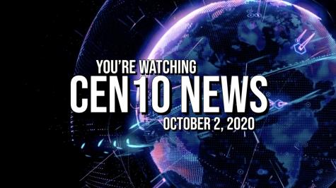 Cen10 News: October 2, 2020